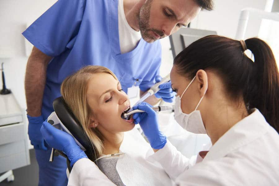 Common Oral Surgery: Root canals